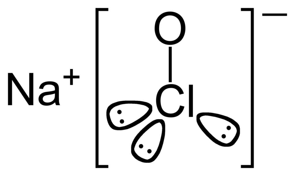 Получение гипохлорита натрия электролизом поваренной соли